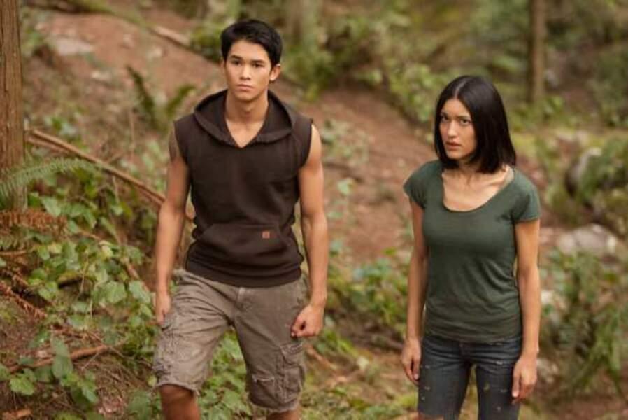 Seth et Leah Clearwater - Twilight chapitre 4 : Révélation première partie