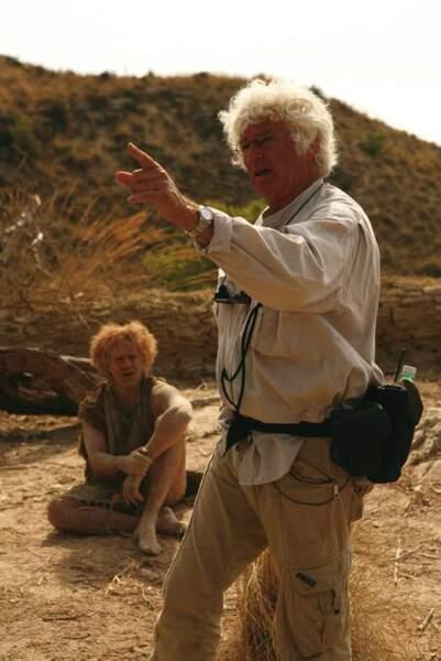 Jean-Jacques Annaud, réalisateur de Sa Majesté Minor (2007)