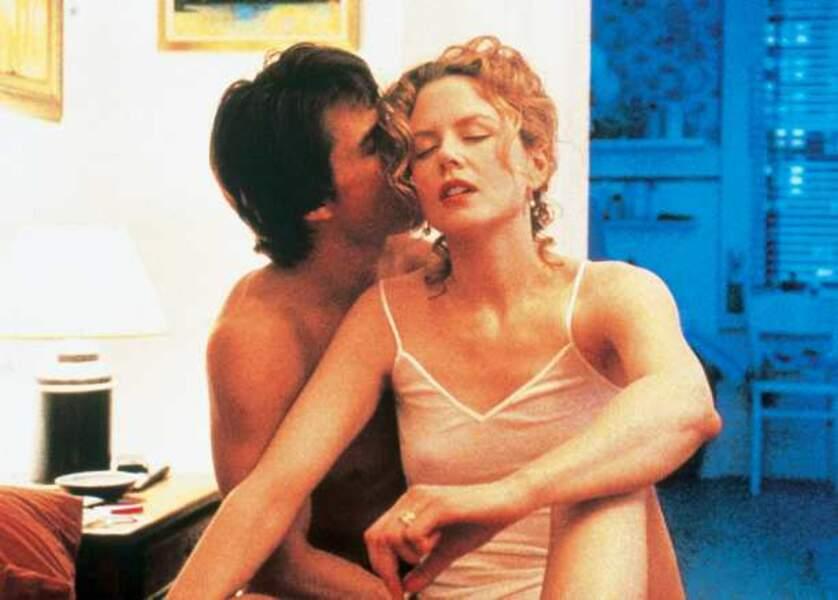 Eyes Wide Shut, avec Nicole Kidman (1999)