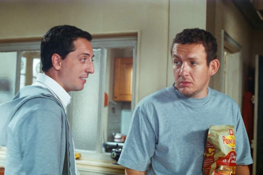 Dans La Doublure (2006), il campe le coloc hilarant de Gad Elmaleh : deuxième nomination aux Césars