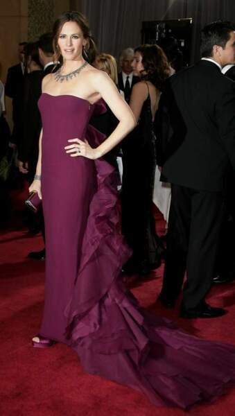 Jennifer Garner, la compagne de Ben Affleck