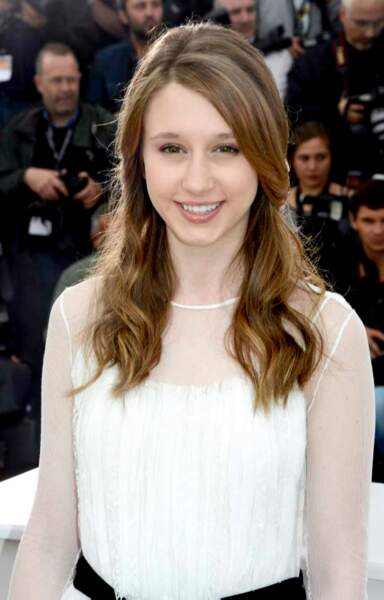Taissa Farmiga, actrice de The Bling Ring