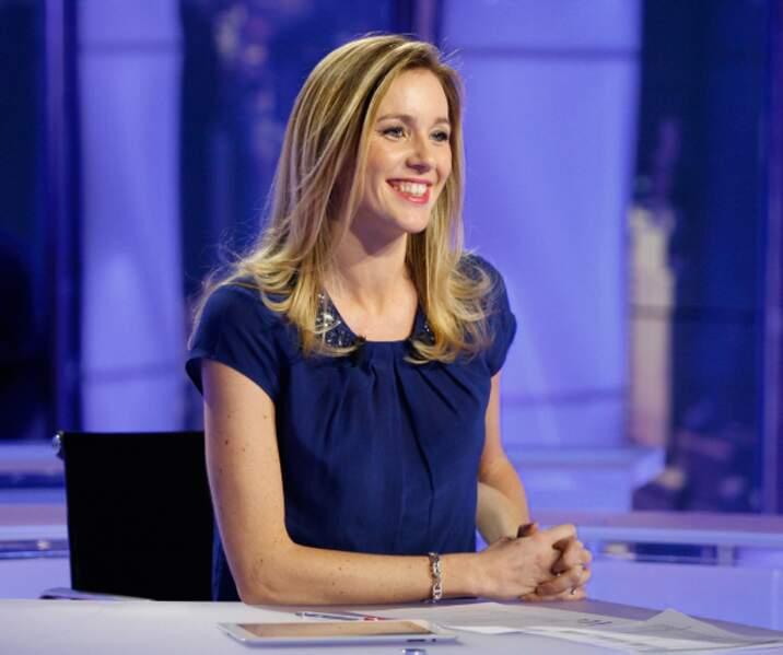 Sur beIN Sports, la française Mary Patrux s'exprime sans voile.