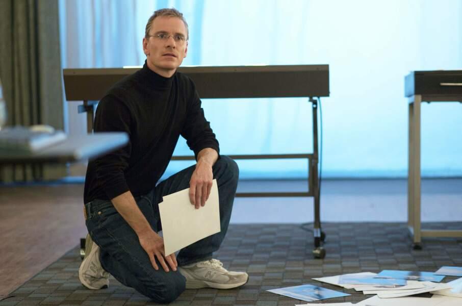 Il incarne l'inventeur et visionnaire Steve Jobs. Une nouvelle nomination aux Oscars (meilleur acteur).