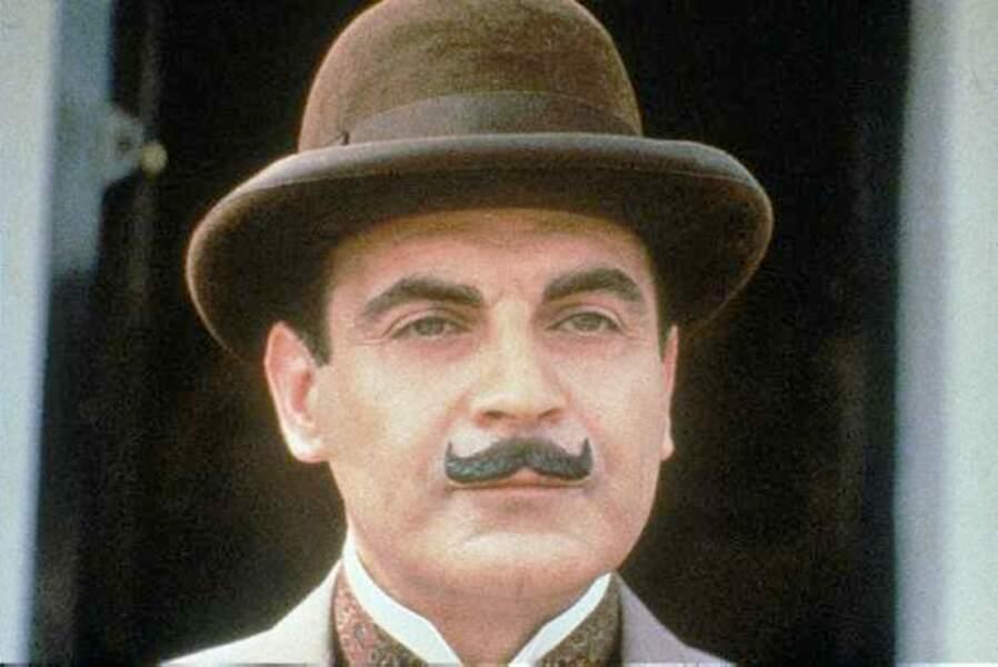 David Suchet dans Hercule Poirot