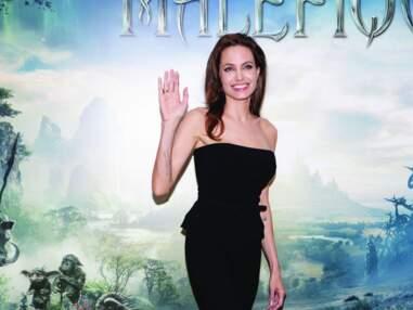 Angelina Jolie en visite à Paris