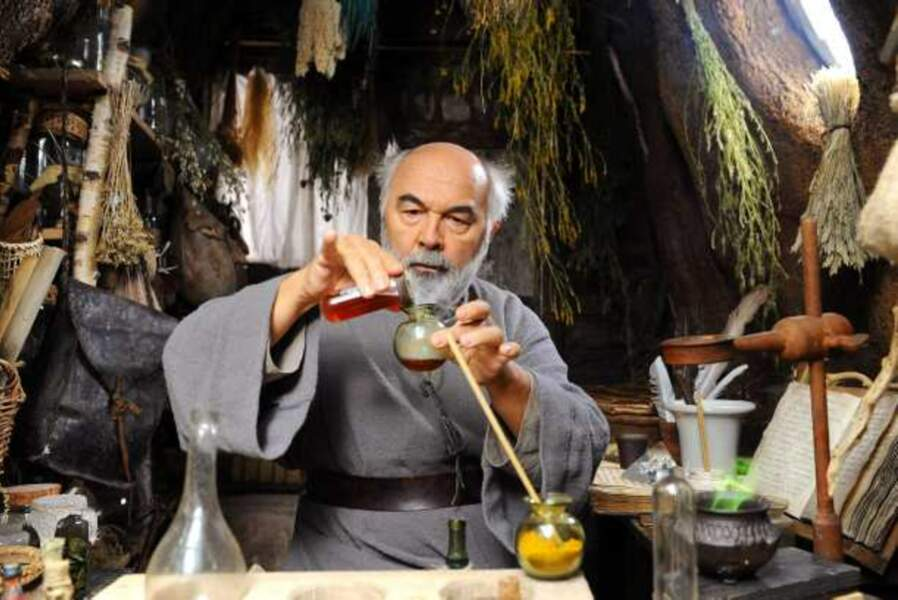 Le plus humain : Gérard Jugnot dans Merlin