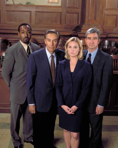 New York, Police judiciaire (20 saisons, 1990-2010)