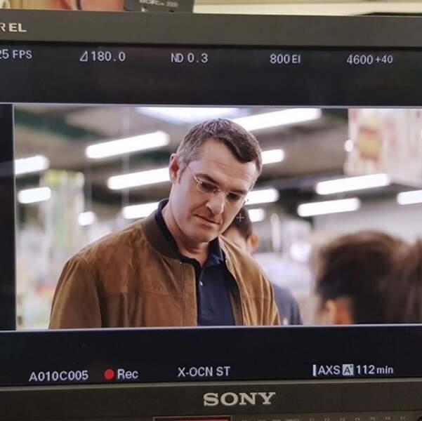 Arnaud Ducret a commencé le tournage de la série dans laquelle il jouera Xavier Dupont de Ligonnès
