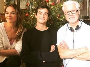 Fin de saison pour Profilage, Noël dans Un si grand soleil... Les photos des tournages de la semaine