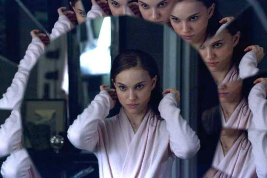 """Un de ses plus beaux rôles : celui de Nina Sayers dans """"Black Swan"""" de Darren Aronofsky (2010)"""