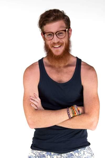 Geoffrey, 25 ans, auto-entrepreneur (La Verrière, Yvelines)