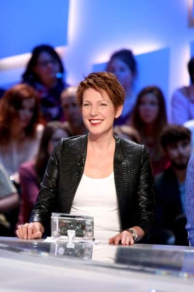 Natacha Polony, la nouvelle recrue du Grand Journal sur Canal +