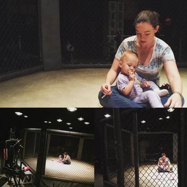 The Originals : voilà le bébé qui jouera Hope. S'agirait-il de Charlotte, la fille de Daniel Gillies ?