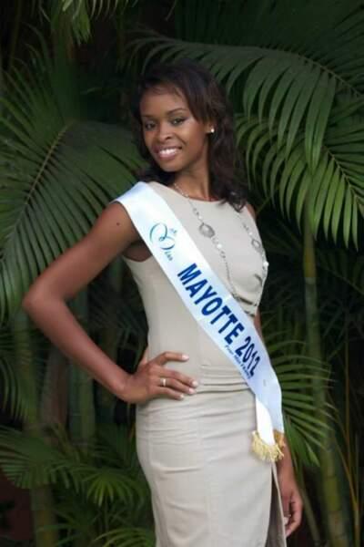 Miss Mayotte (Stanisla Said)