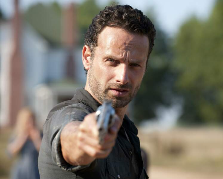 Andrew Lincoln - The Walking Dead (NT1)