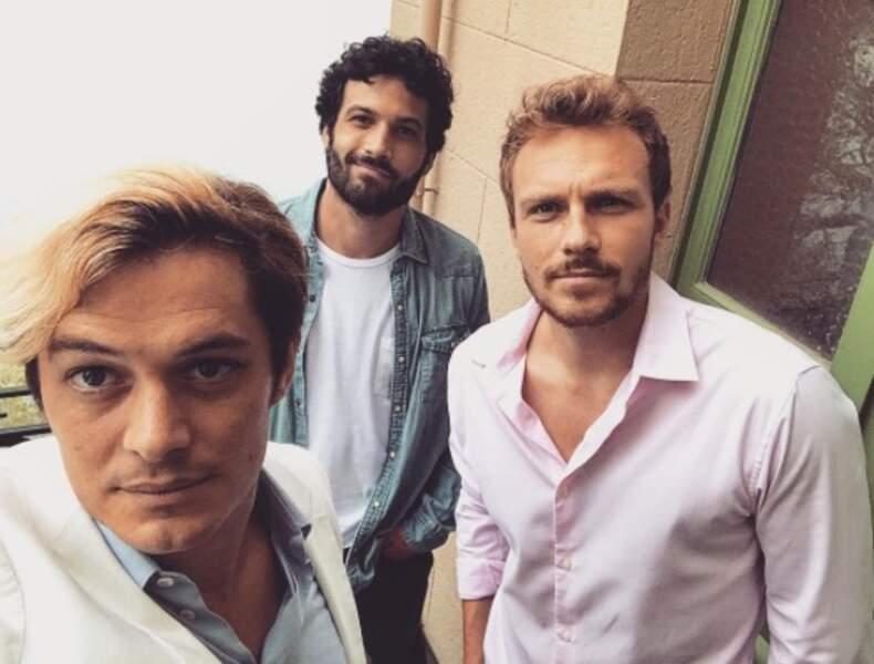 Le trio est de retour !