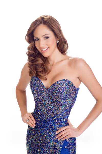Marline Barberena, Miss Nicaragua 2014