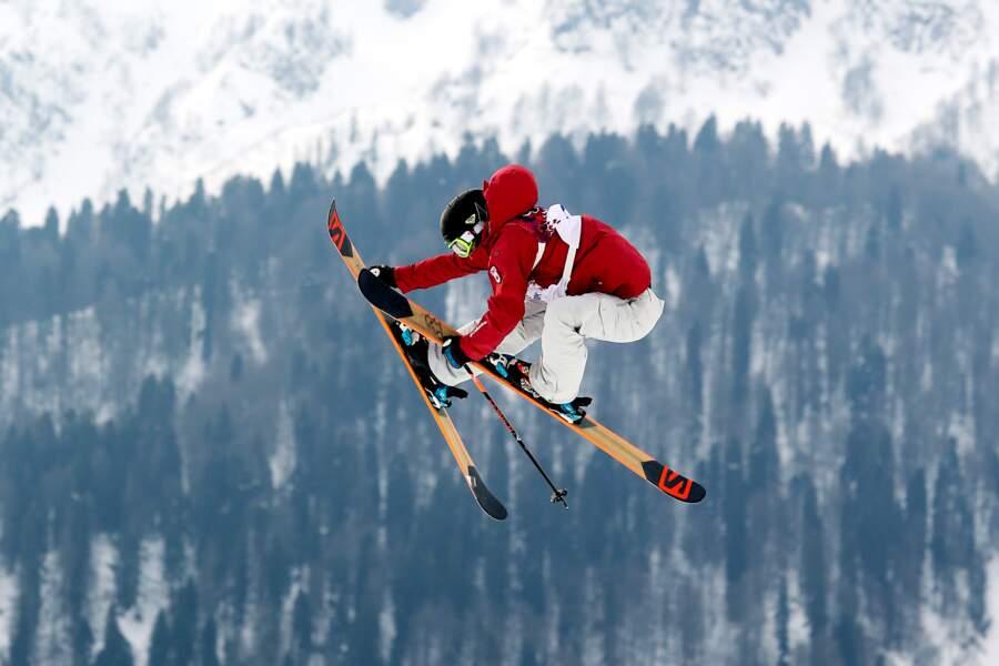 La Canadienne Dara Howell, titrée en ski slopestyle