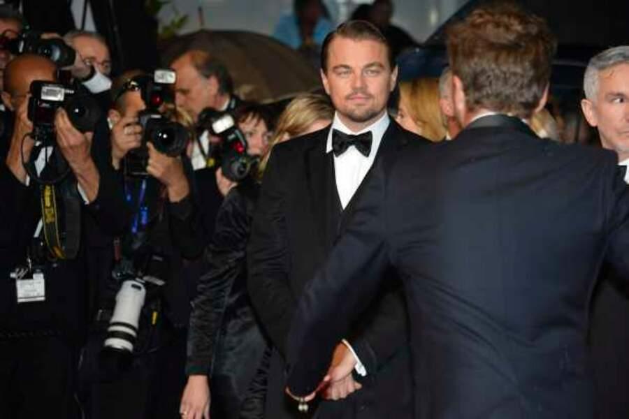 Leonardo DiCaprio, la star du tapis rouge