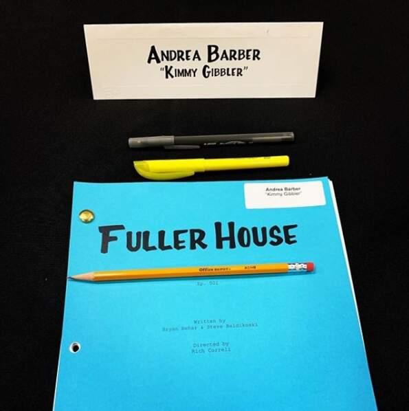 Voici d'ailleurs le script du tout premier épisode !