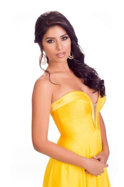 Yasmin Verheijen, Miss Pays-Bas 2014