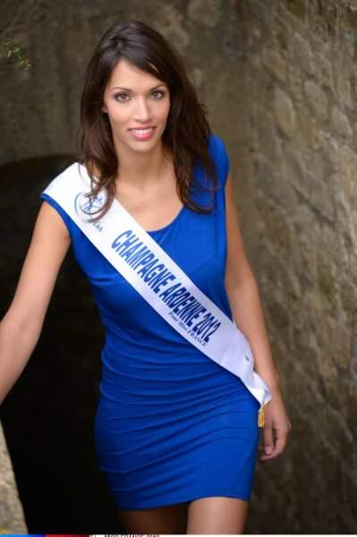 Miss Champagne-Ardenne (Déborah Trichet)
