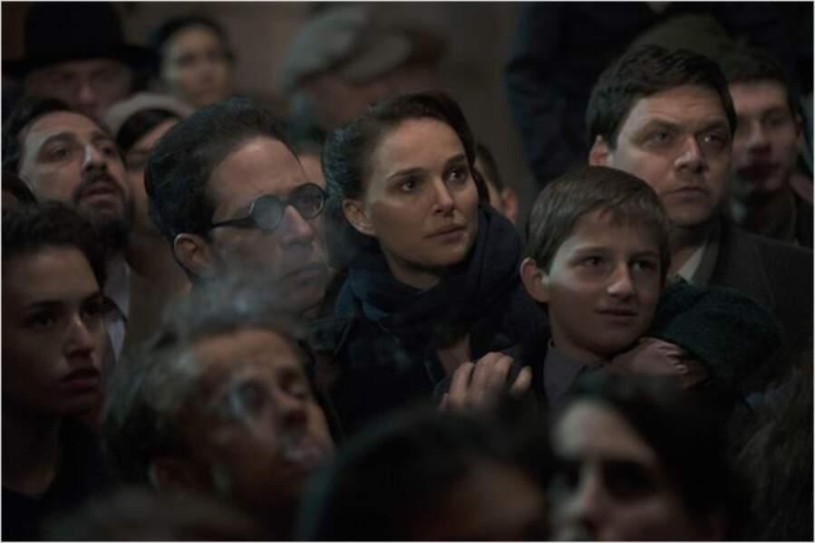 Une histoire d'amour et de ténèbres de Natalie Portman (2015)
