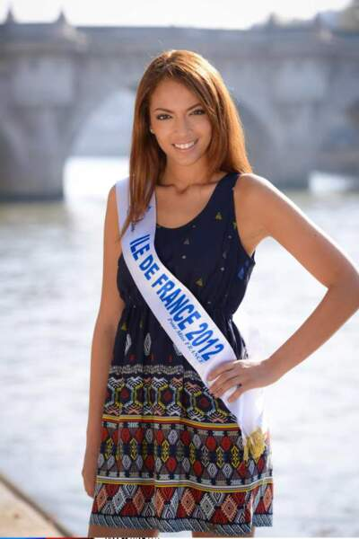 Miss Île-de-France (Sabrina Benamara)