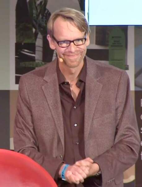 """Benoît Jacob, """"designer de l'année"""""""