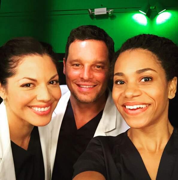 On est rassuré : Justin Chambers a repris le tournage de Grey's Anatomy