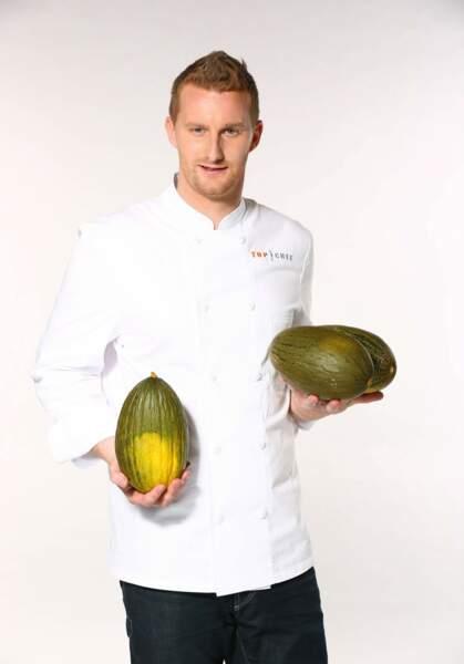 Julien Lapraille, 26 ans, cuisinier à domicile (Belgique)