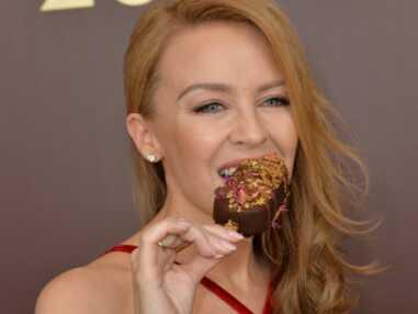 Kylie Minogue fait fondre la glace