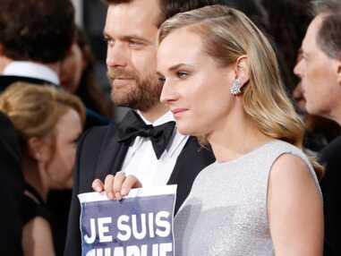Aux Golden Globes, les stars sont Charlie
