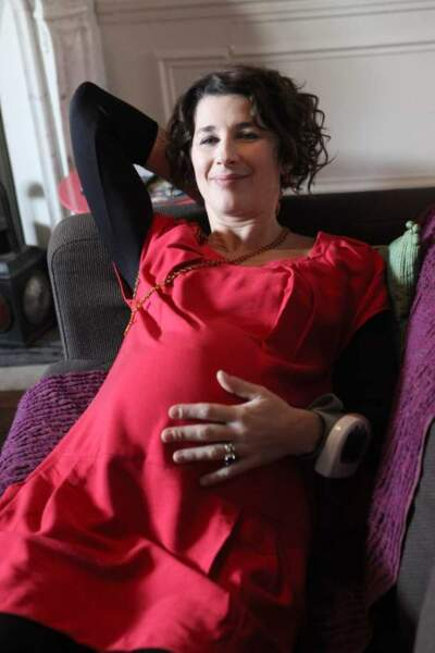 Valérie Bouley enceinte (saison 3)