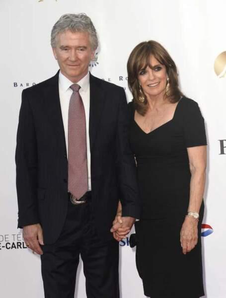 Patrick Duffy et Linda Gray, en toute complicité…