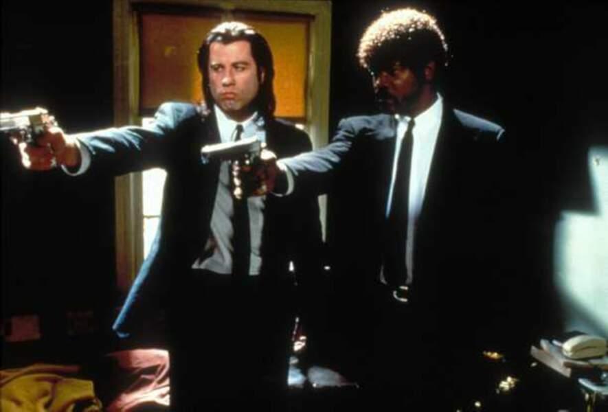 Pulp Fiction (1994) - John Travolta et Samuel L. Jackson
