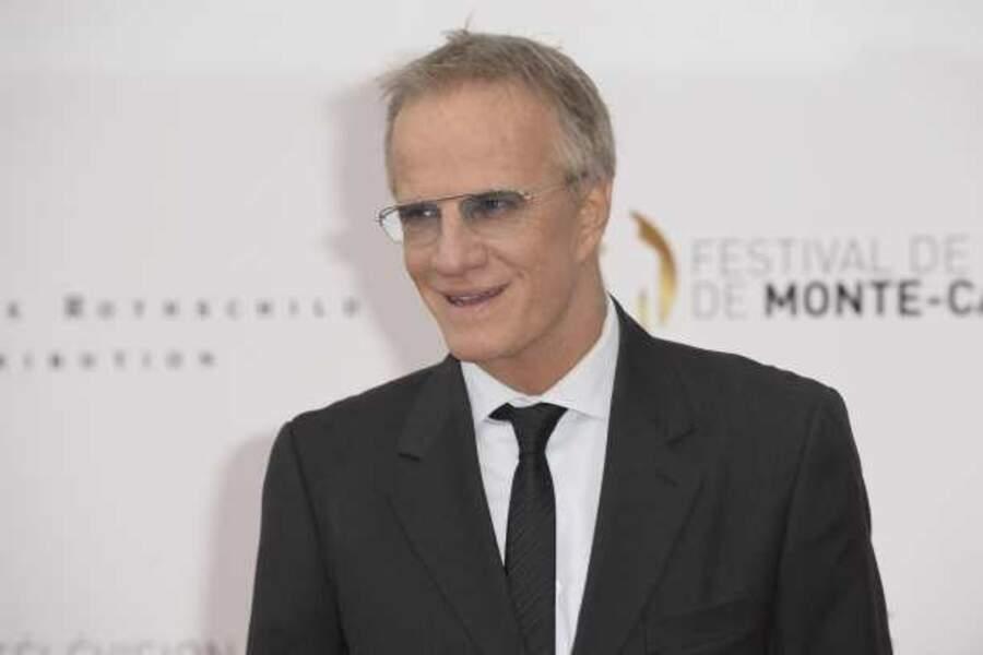 Christophe Lambert, président du jury sérieux