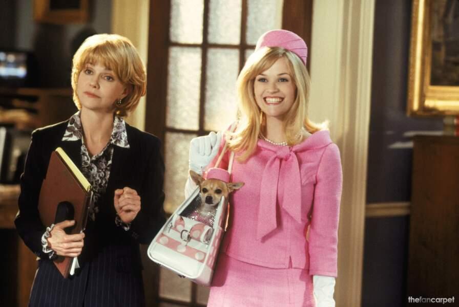 Elle Woods est de retour dans La Blonde contre-attaque (2003)