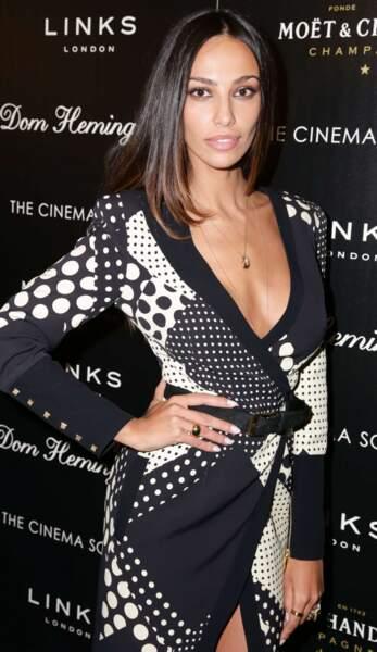 On lui a prêté une relation avec Madalina Diana Ghenea, une magnifique brune. L'exception qui confirme la règle ?