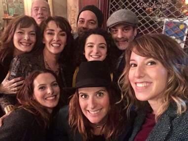 Amitiés, fous rires, selfies... plongez dans les coulisses du tournage de Plus belle la vie