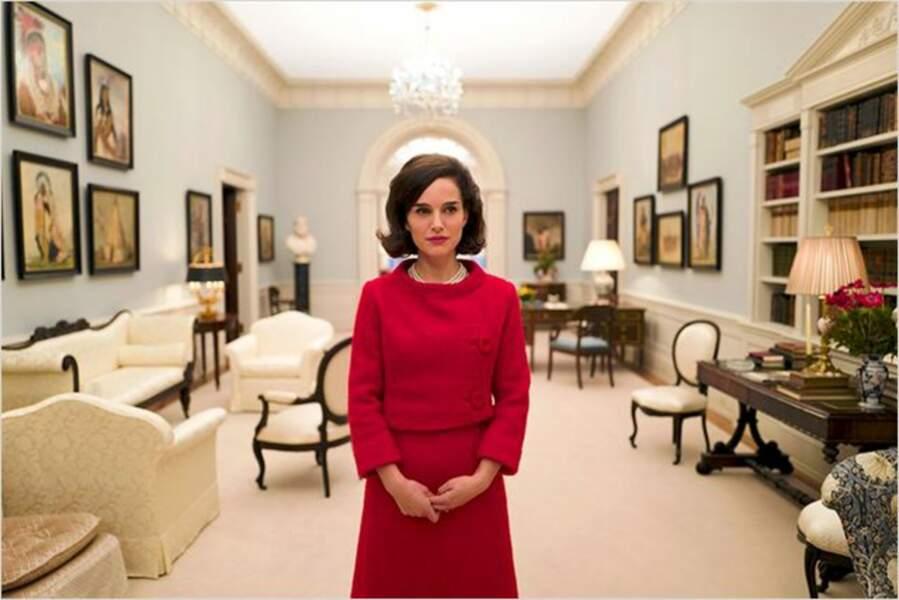 """Son dernier grand rôle en date ? Incarner Jacqueline Kennedy dans """"Jackie"""" de Pablo Larraín"""