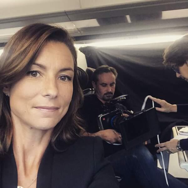 Jennifer Lauret continue son reportage sur le tournage de la saison 15 d'Une famille formidable