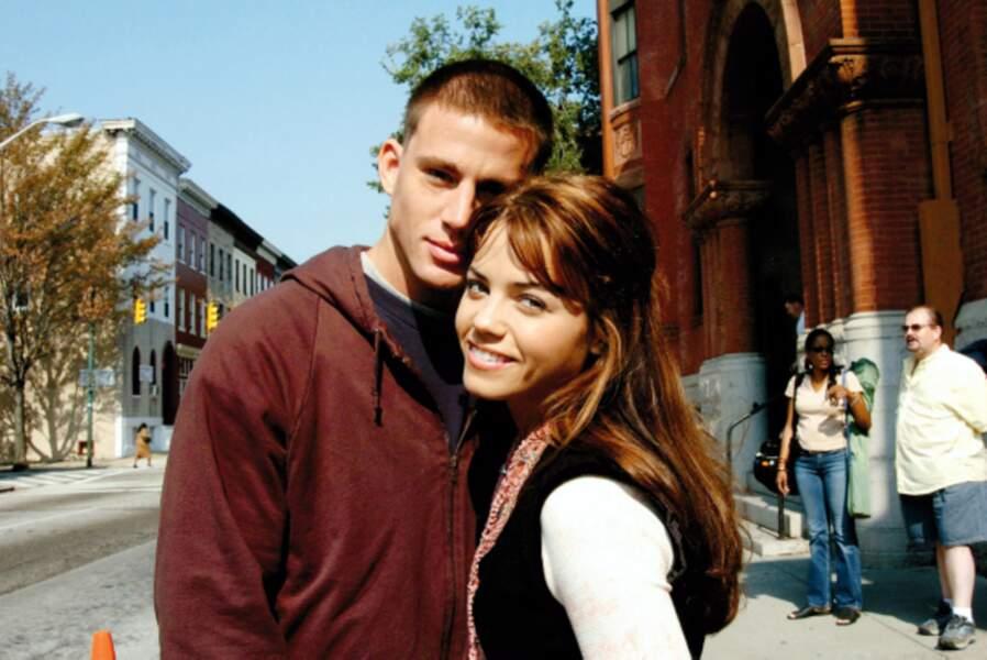 Il a rencontré sa future femme Jenna Dewan sur le tournage de Sexy Dance, où il incarne un voyou fan de hip-hop.