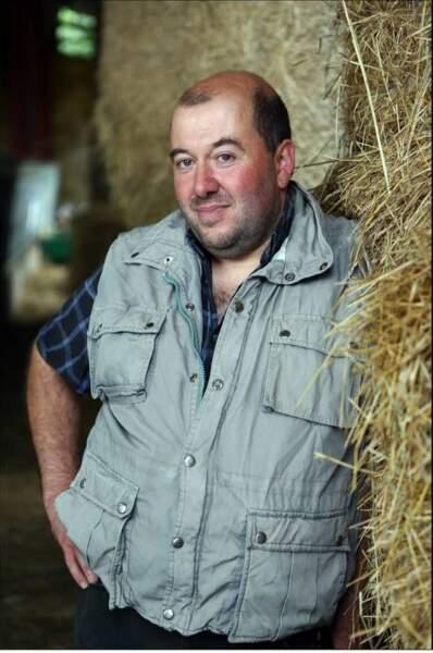 Didier, 41 ans, éleveur de vaches allaitantes et de chèvres