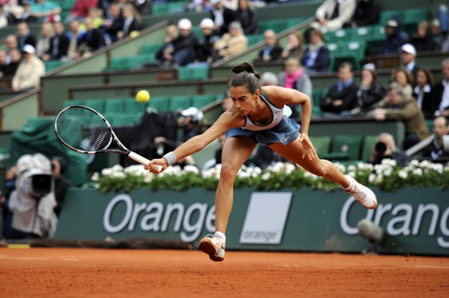 Caroline Garcia n'aura résisté que trois jeux à Serena Williams