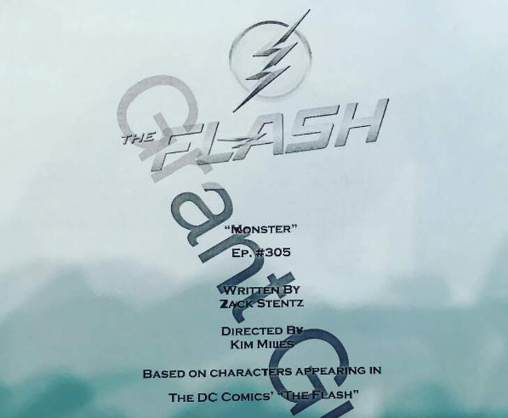 Grant Gustin tease le cinquième épisode de la saison 3 de Flash !