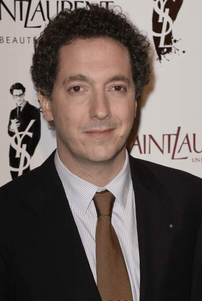 Guillaume Gallienne interprète Pierre Bergé, le compagnon d'Yves Saint Laurent