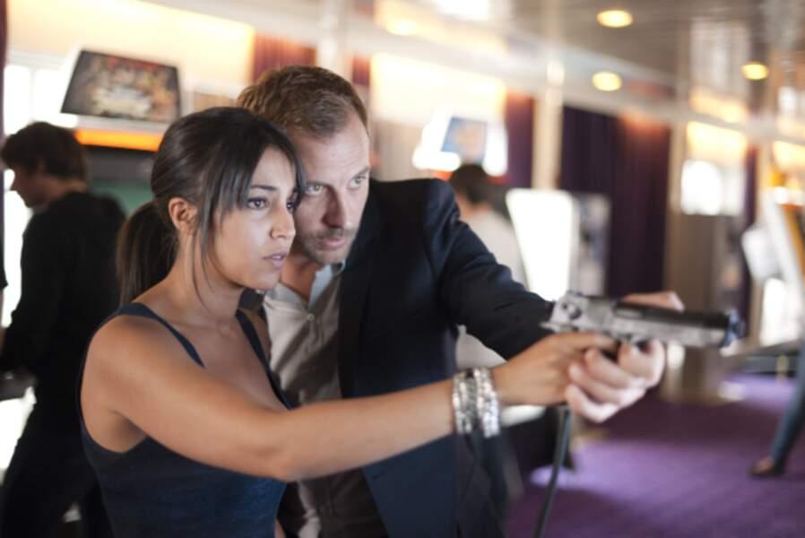 Avec Fred Testot dans Itinéraire bis (2011)