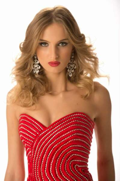 Miss Irlande (Adrienne Murphy)